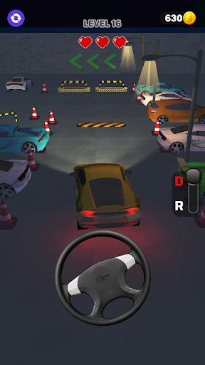 Driving Car 3D  screenshots 5