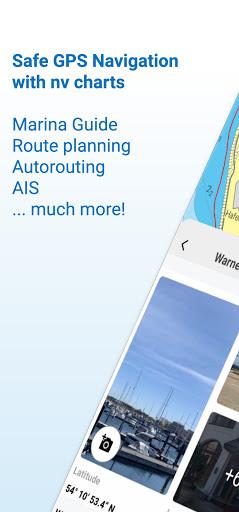 NV Charts GPS Navigation AIS android2mod screenshots 1