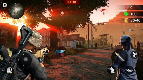 Zombie 3D Gun Shooter v1.2.7 Mod (Unlimited Money) Apk 3
