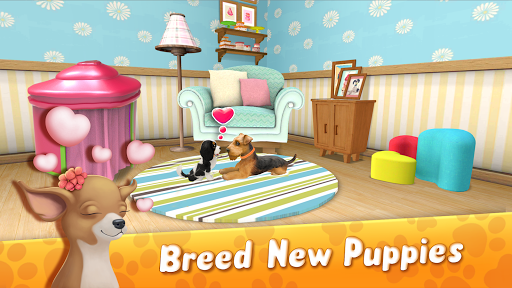 Dog Town: Pet Shop Game, Care & Play with Dog screenshots 10