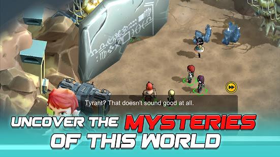 Strange World - RTS Survival Mod Apk