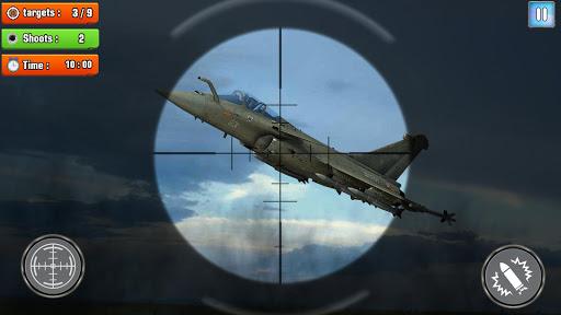 Jet Sky War Fighter 2021: Airplane Shooting Combat  screenshots 3