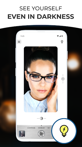 Foto do Mirror Plus: Mirror with Light for Makeup & Beauty