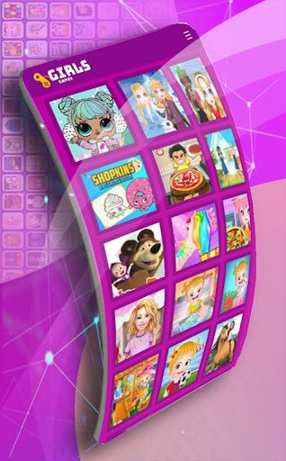 Girls Games 2021 1.0.3 screenshots 1