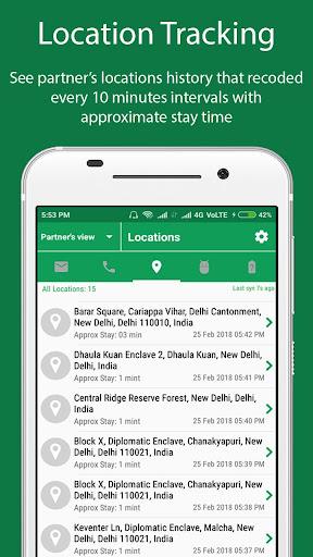 Phone Tracker By Number apktram screenshots 1