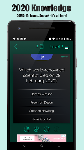 Quizoid: Offline Trivia Quiz 2020  screenshots 2