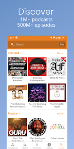 Podcast Republic v21.1.13b Pro APK 6