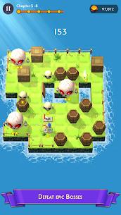 Puzzle Battle: The Hunter Mod Apk 1.10 (Lots of Money) 3