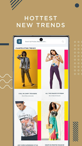AJIO Online Shopping - Handpicked Curated Fashion 6.10.1 screenshots 2