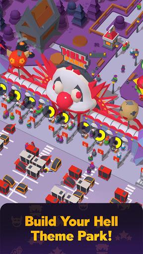 Hell Park - Tycoon Simulator 1.9.33.4 updownapk 1
