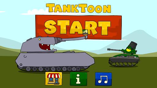 Tanktoon RanZar Coloring  screenshots 1