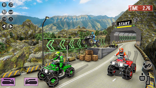 ATV Quad Bike 2020: Offroad Mania Apkfinish screenshots 15