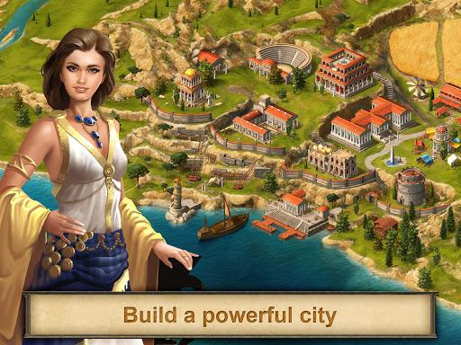 Grepolis - Divine Strategy MMO apkmr screenshots 6