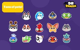 Dr. Panda Town: Pet World