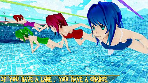 YUMI High School Simulator: Anime Girl Games  screenshots 19