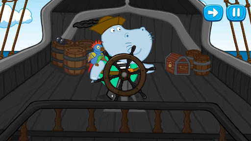 Pirate treasure: Fairy tales for Kids 1.5.6 screenshots 3