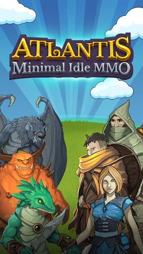 Atlantis minimal idle MMO screenshots 13