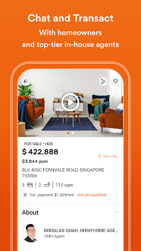 Ohmyhome - Buy Sell Rent House SG, MY, PH 3.5.13 Screenshots 4