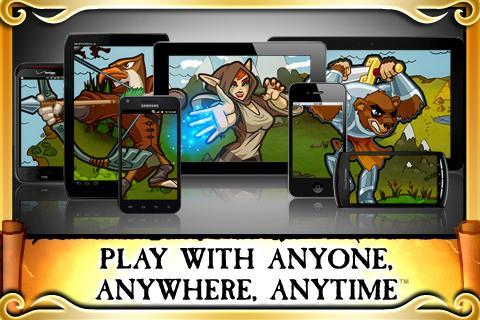 Pocket Legends 2.5.18 screenshots 2
