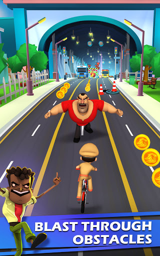 Little Singham Cycle Race 1.1.173 screenshots 10