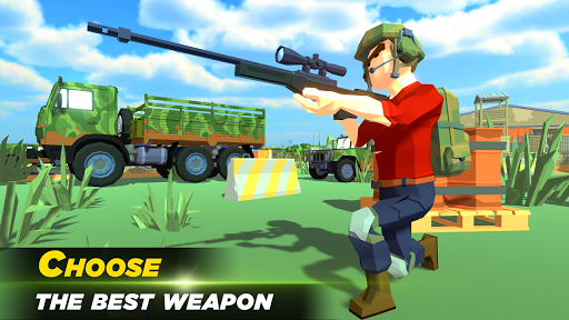 Stickman Battleground Shooting Survival 2019 1 screenshots 9