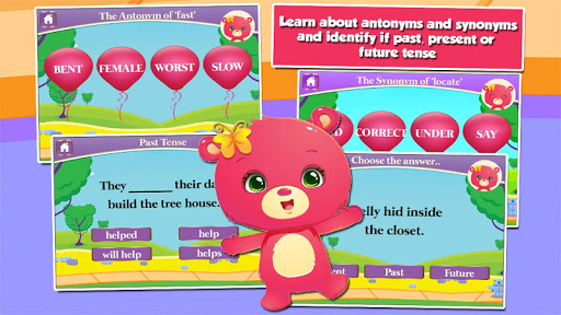 Second Grade Learning Games 3.30 screenshots 15