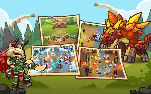 King Rivals: War Clash MOD APK 1.3.4 (Unlimited Money) 13