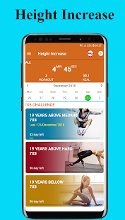 Height Increase Exercise - Workout height increase