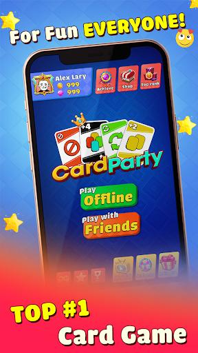 Uno Card Party  screenshots 1