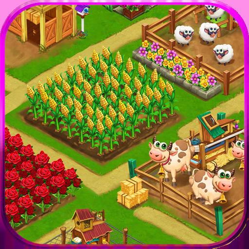 Baixar Farm Day Village Farming: Offline Games para Android