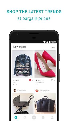 Vinted - Sell Buy Swap Fashion  Screenshots 2