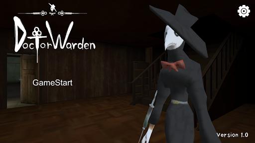 Doctor Warden - Free Stealth Horror Game - 1.0 screenshots 3