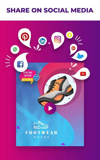Video Flyers - Flyer Maker, Make Poster, Video Ads 21.0 Screenshots 21