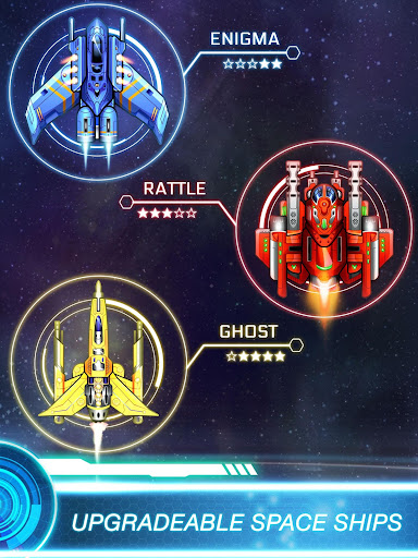 Galaxy Attack Space Shooter: Spaceship Games 1.4 screenshots 8