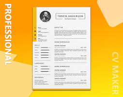 CV Maker & Editor with Resume Templates Free