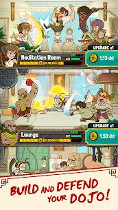 Kung Fu Clicker: Idle Dojo MOD Apk 1.20.1 (Premium) 1