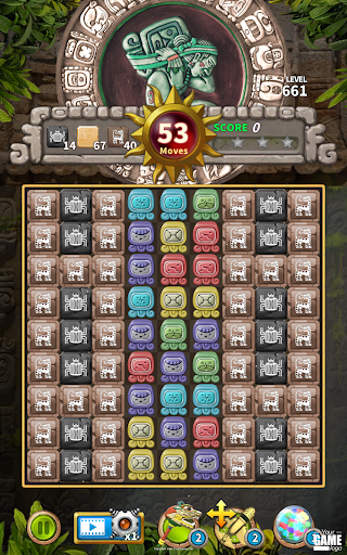 Glyph of Maya - Match 3 Puzzle 1.0.28 screenshots 15