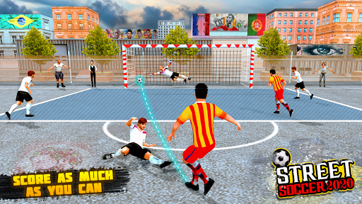 Futsal Championship 2021 - Street Soccer League  updownapk 1