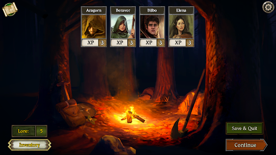 The Lord of the Rings: Journeys in Middle-Earth Mod Apk 1.3.8 3