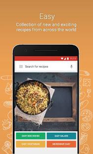 Simple recipe app: Easy recipes for you