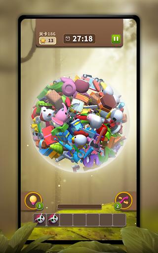 Match Triple Bubble - Match 3D & Master Puzzle  screenshots 22