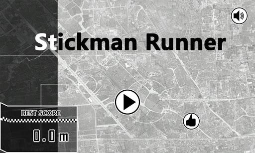 stickman runner screenshot 1