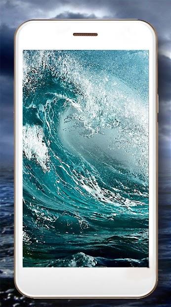 Ocean Storm Live Wallpaper screenshot 5