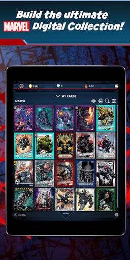 Marvel Collect! by Toppsu00ae Card Trader screenshots 17