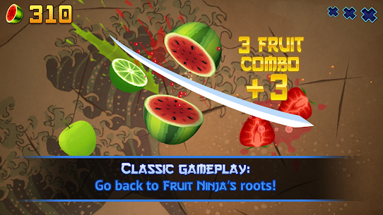 Fruit Ninja Classic Apk 5