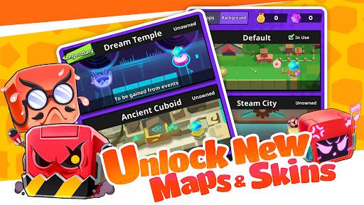 Cubic Defenseuff1a3Mins Real-Time Battle 1.0.0 screenshots 7