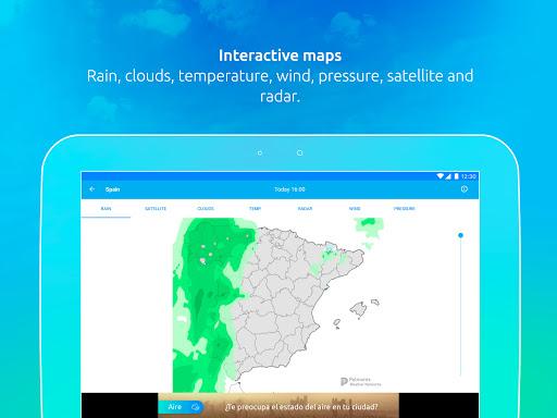 Weather by eltiempo.es 4.4.12 Screenshots 11