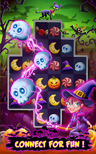 Halloween Witch Connect  For Pc | How To Install – Free Download Apk For Windows 1