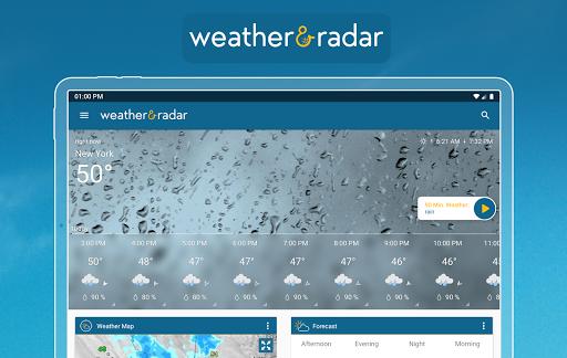 Weather & Radar USA - Storm alerts  Screenshots 13