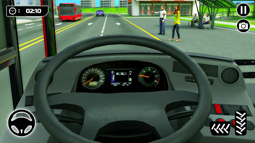 City Passenger Coach Bus Simulator: Bus Driving 3D 8.1.13 screenshots 3
